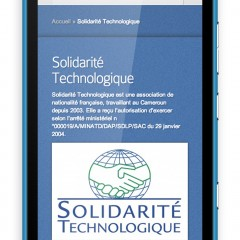Solitech Recyclage – Institutionnel