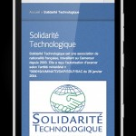 Solidarité recyclage - Mobile