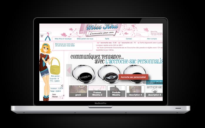 Misskha : eCommerce