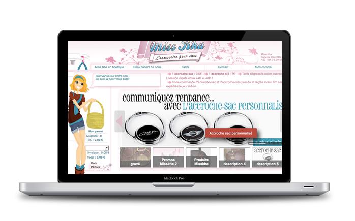Misskha – eCommerce